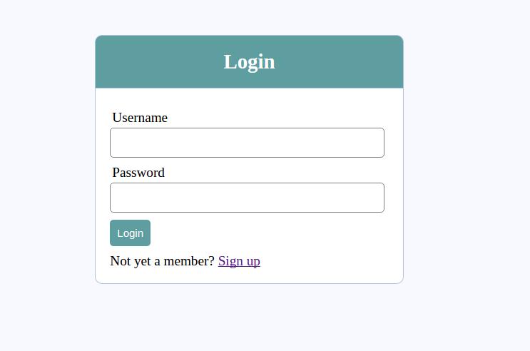 PHP Login and Registration System