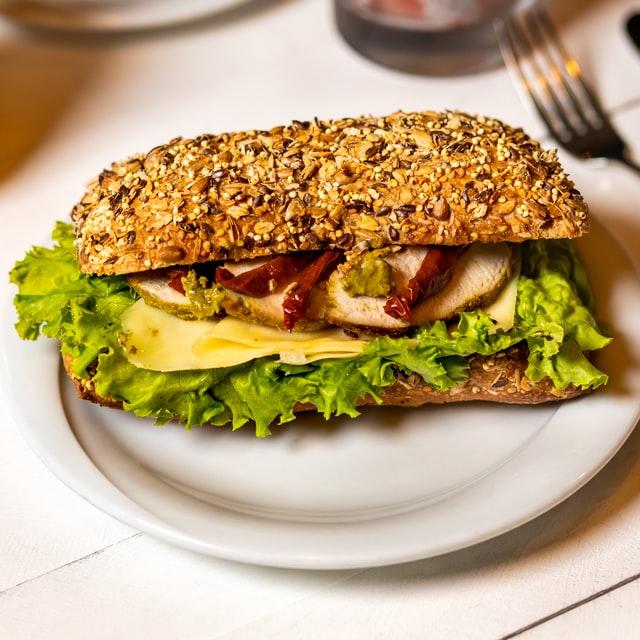 Multigrain Sandwich